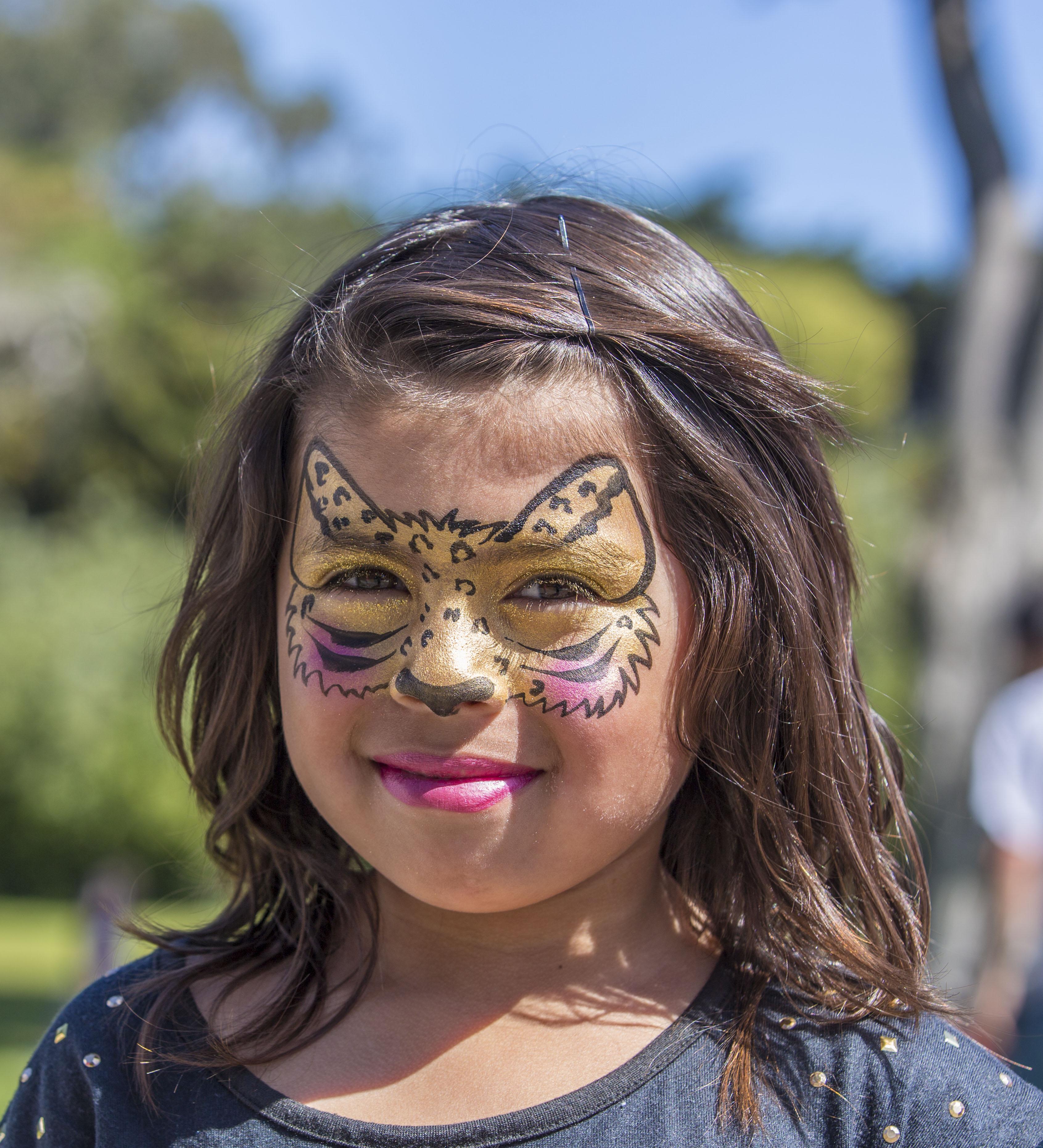 Face Painting at the San Francisco Zoo – San Francisco Bay ...