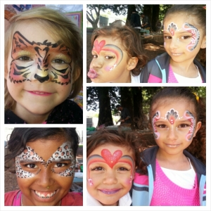 Face Painting Rental Near Me