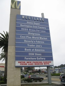 westlake shopping center